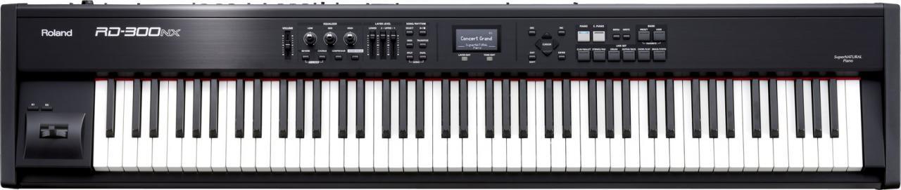罗兰 Roland RD-300NX 88键 电钢琴  舞台电钢琴