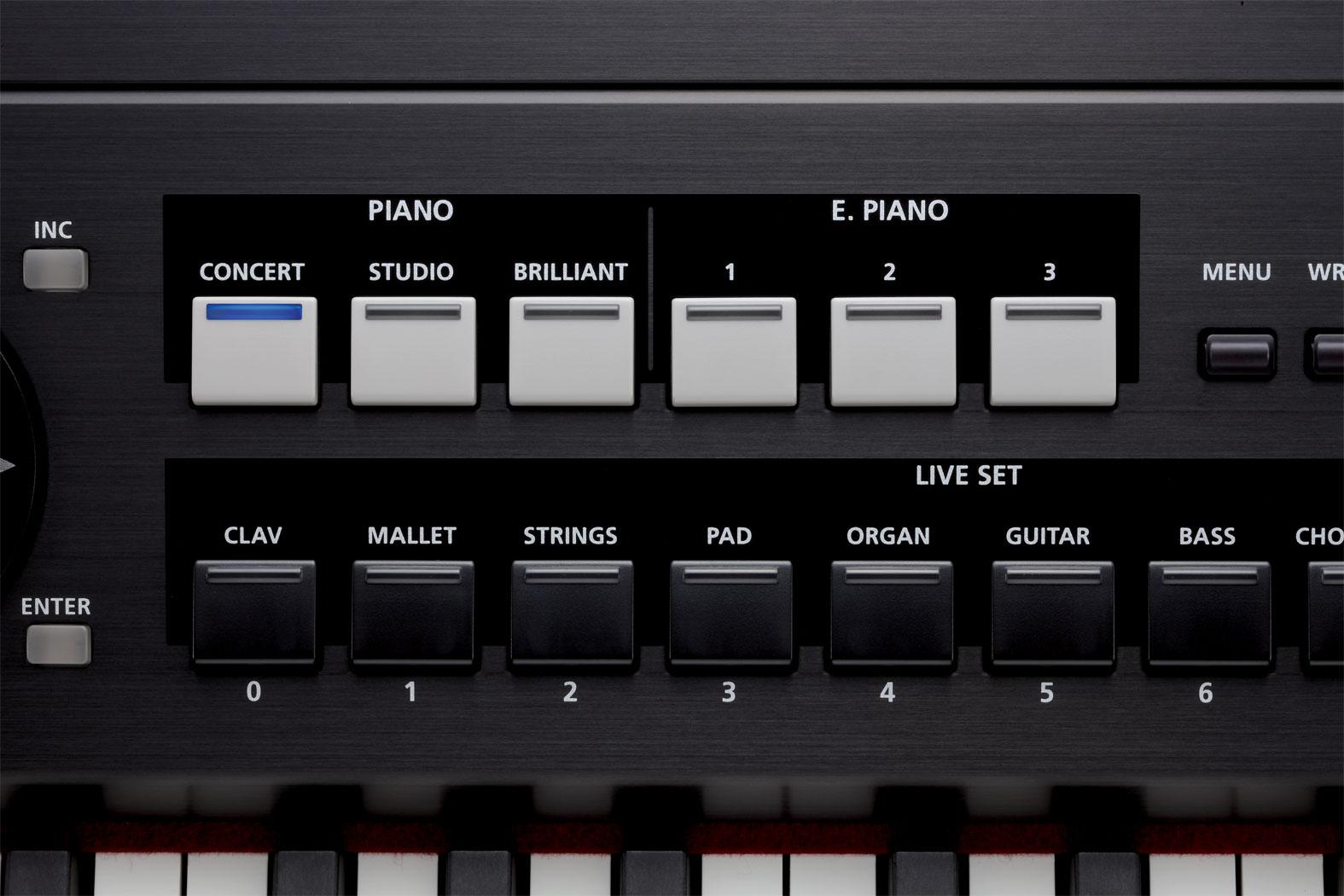 罗兰 Roland RD-700NX 88键 电钢琴  舞台电钢琴