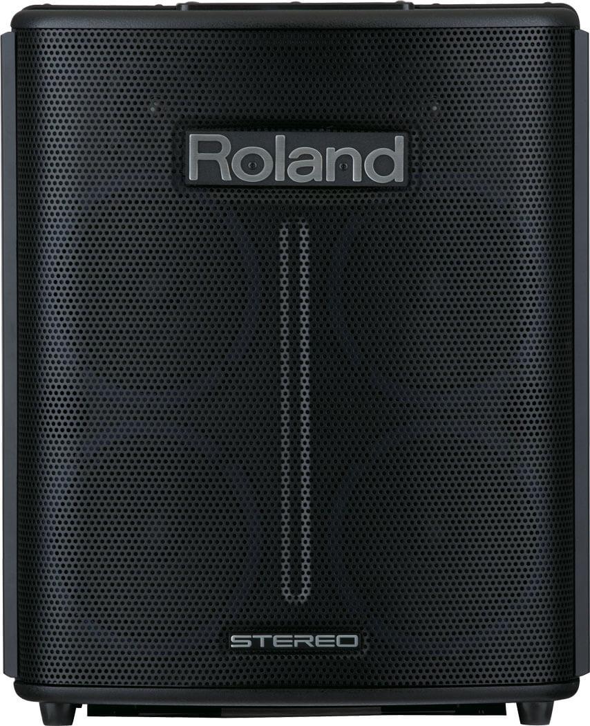 罗兰 Roland BA-330 立体声便携音箱