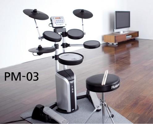Roland PM-03 罗兰电鼓音箱 多功能监听音箱